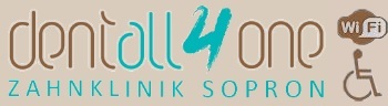 DentAll 4 One Zahnklinik Logo