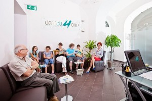 dentall4one-wartezimmer