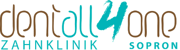DentAll 4 One Zahnklinik Logo