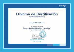 Invisalign-Certificacion