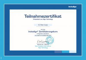 invisalign-zertifikat-de